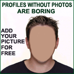 Image recommending members add Florida Passions profile photos